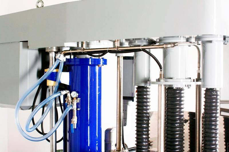 Вертикальная погружная бисерная мельница TXM SmartMill 30